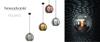 NOWODVORSKI viseča svetilka POLARIS bakrena (NW-9058)