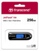 USB DISK TRANSCEND 256GB JF 790, 3.0, črn, drsni priključek