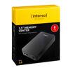 "HDD Intenso EXT 8TB Memory Center 3,5"", USB 3.0, b 85MB/s, p 75MB/s"