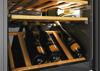 Vinska vitrina HOOVER HWC 200 EELW, 82 st., 146 cm