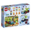 Lego Juniors Jelko in avtomobilček - 10766